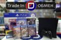 PS4 playstation 4 Sony ps4 + топ игры + джойстики, Малое Верево