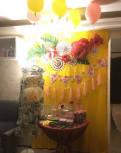 Декор фламинго украшение праздника