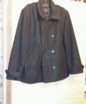 Пальто мужское Sela, футболка supreme original, Ефимовский