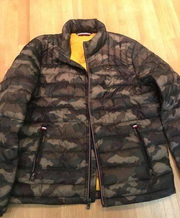 Tommy Hilfiger куртка, свитер на молнии для мужчин