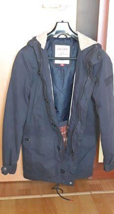 Костюмы найк на ламода, куртка-парка р. 46