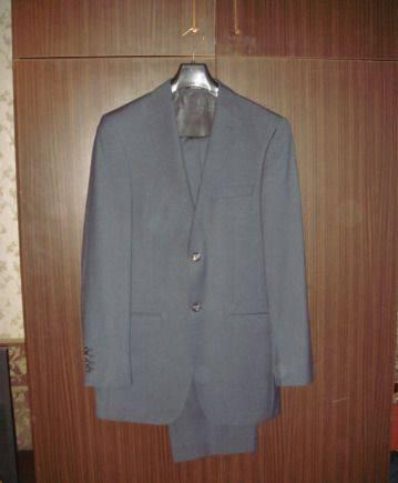 Мужской костюм 48 размер, джинсы для полных мужчин с низкой талией