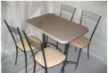Столы и стулья на металлокаркасе, Санкт-Петербург
