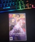 Обменяю Fire Emblem three houses