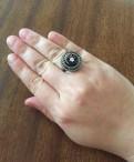 Кольцо р.18 серебро 925