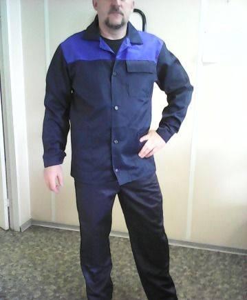 Костюм рабочий Стандарт 1, мужское белье оптом