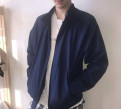 Мужские джинсы посадка, куртка Fred Perry, Луга