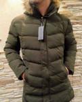 Куртка Tommy Hilfiger цвет хаки новая, футболки флэш купить, Санкт-Петербург