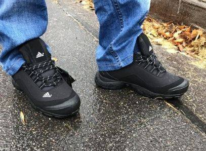Бутсы nike elastico, кроссовки мужские Adidas Climaproof -21С