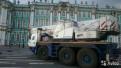 АвтоКран 55 тонн Стрела 43м