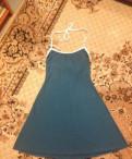 Сарафан бренд O'neill, белое платье на девичник