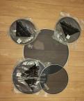 Тренировочные сетчатые пластики для барабанов