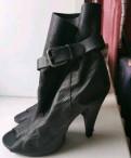Ботильоны Zara с открытым носом, купить кроссовки в интернет магазине недорого пума