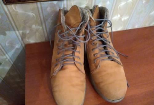 Зимние ботинки, кроссовки асикс т 742 n 9099