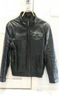 Кожаная куртка FAN, интернет магазин одежды оптом россия, Санкт-Петербург