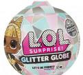 Lol glitter winter лол кукла