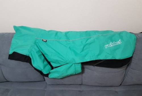 Дождевик для собаки Rukka wave raincoat 60 см