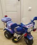 Электромотоцикл полиция