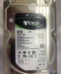 Новые sas серверные диски 6Tb