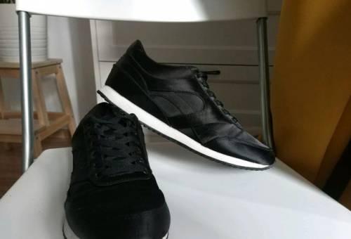 Кроссовки (кеды) атласные, обувь оксфорды дерби