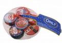 Медальки Only из Финляндии супер вкусный шоколад
