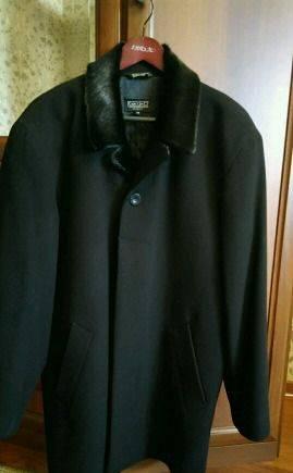 Пальто kanzler, рубашка с запонками купить
