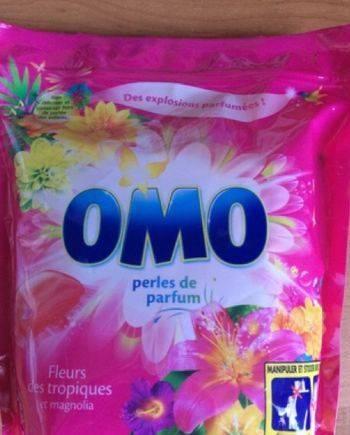 Капсулы для стирки OMO