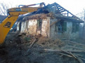 Демонтаж, разбор домов, пристроек, дач, зданий