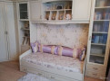 Диван-кровать Тезоро (Tezoro), слоновая кость